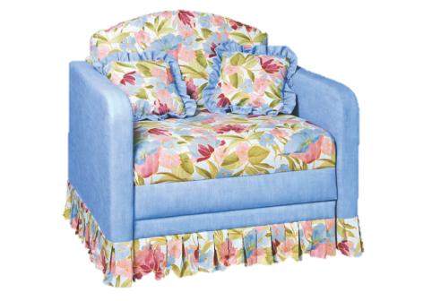 Детские кресла-кровати для девочек - это вообще отдельный разговор, здесь есть огромное поле для полета фантазии