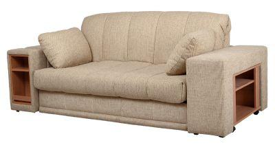 диван с широкими подлокотниками