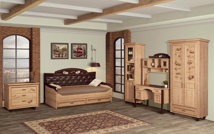 Ралли детская мебель вар. 1