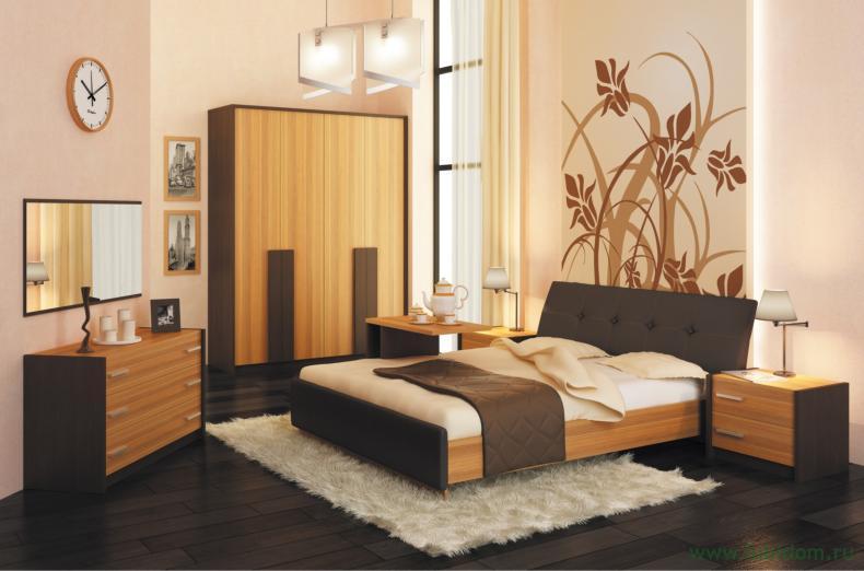 инструкция по сборке кровати триада кровать 701 160